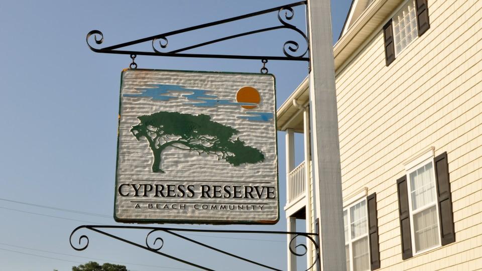 Cypress Reserve