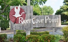 River Cove point