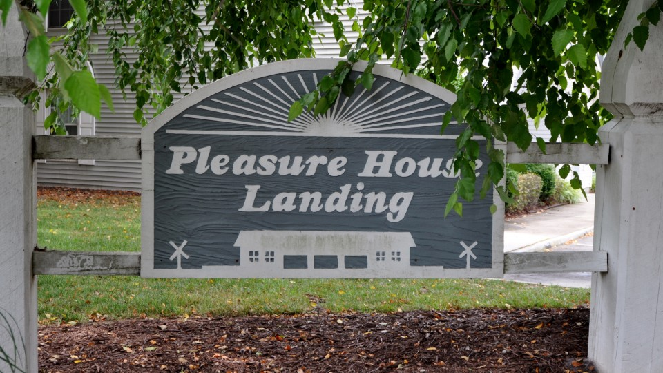 Pleasure House Landing