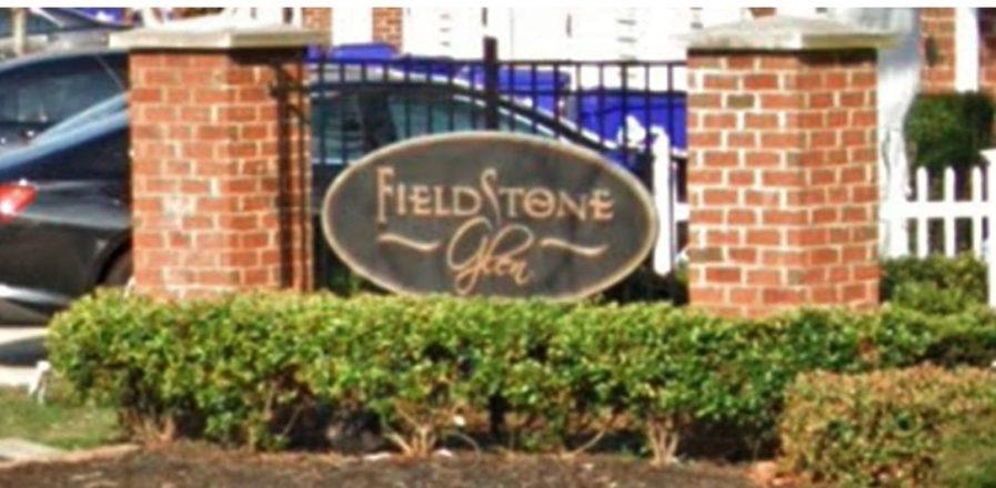 Fieldstone Aberdeen sign