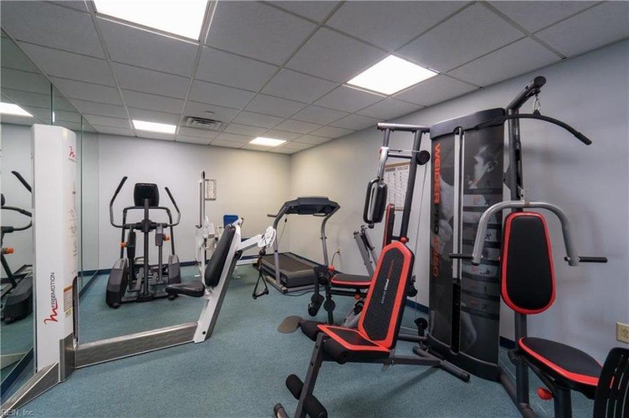 Ocean Way_exercise room