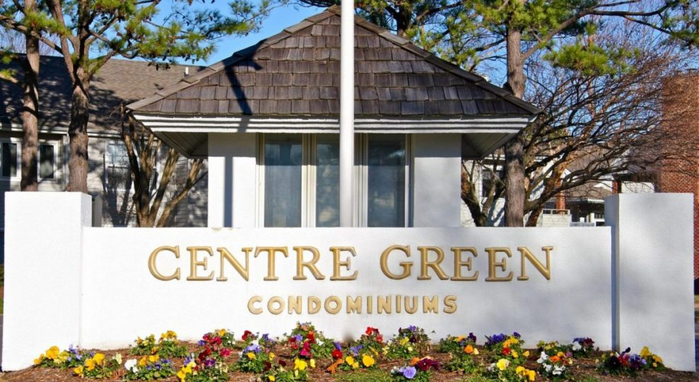 Centre Green Picture for letterhead